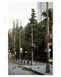 Grand Army Plaza Manhattan 5th Ave 1988