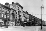 Grand Street between Berry Street and Wythe Avenue, 1922