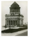 Grants Tomb W 122nd St & Riverside Drive - Morningside Heights 1930 - Uptown Manhattan NYC