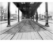 Gravesend Ave looking north from Foster Ave. 1924