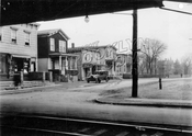 Gravesend Neck Road looking east from McDonald Avenue, 1928