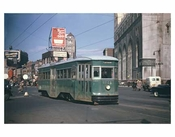 Green Flatbush Trolley 4