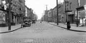 Green Street looking east from Manhattan Avenue, 1928