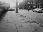 Greene Avenue near Washington Avenue, c.1960
