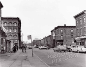 Halsey Street at Sumner Avenue, c.1960
