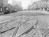 Hamilton Avenue from Van Brunt Street to Carroll Street, 1924