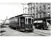 Hamilton Ferry 1943 - Union Street Trolley Line Brooklyn NY