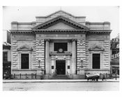 Harlem Savings Bank East 125th Street 1912 - Harlem Manhattan NYC