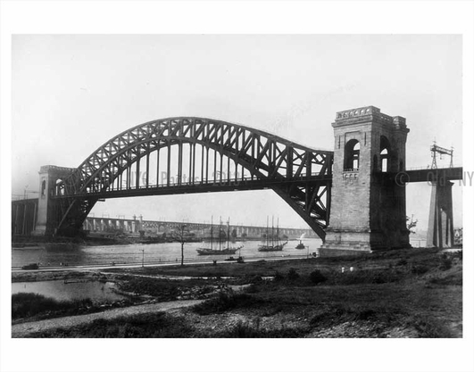Hells Gate Bridge - Astoria - Queens NY