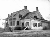 Hendrick I. Lott Homestead, 1940 East 36th Street, 1923