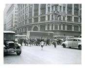 Herald Sq 34th Street  - Midtown Manhattan 1946 - NYC