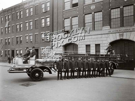 Hook & Ladder Company 132, Prospect Heights