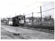 Horace Harding Blvd Trolley Line 1937