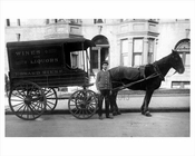 Horsedrawn Wine & Liqour Delivery