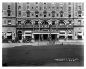 Hotel Astoria - 7th Avenue between  44th & 45th Streets - Midtown - Manhattan  1914