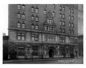 Hotel Navarre - 7th Avenue between 37th & 38th Streets -  Midtown Manhattan 1914