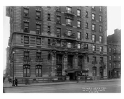 Hotel York - 7th Avenue between 36th & 37th Streets -  Midtown Manhattan 1914