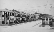 Houses north of Jamaica Avenue built by Frank Richards, 1912