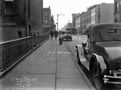 Hoyt Street looking south to State Street, 1929