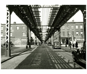 Hudson Ave looking north toward LaFayette 1939