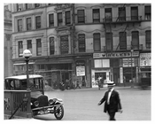 IRT entrance at Union Square Park , NY  1922