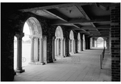 Jacob Riis Park - interior gallery , north side