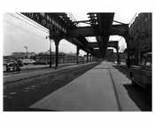 Jamaica Ave E. to Van Wyck 1950  - Jamaica  - Queens NY