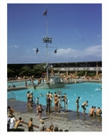 Jones Beach  Pool 1970's
