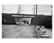 Junction Avenue South at 44th Street 1928 - Sunnyside -  Queens NY