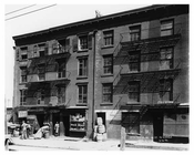 Junk Shop on 30th Street between 10th & 11th Avenues - Chelsea - Manhattan  1914