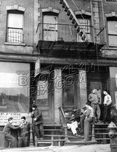 Juvenile Delinquents at 346 Rockaway Avenue, c.1950