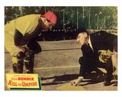 Kill the Umpire - baseball field  - Vintage Posters