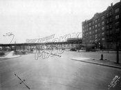 Kings Highway looking northeast to East 98th Street, 1929
