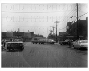 Kingsland Ave south facing Greenpoint Ave Greenpoint 1966