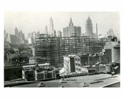 Knickerbocker City 1934 - Midtown West -  Manhattan NYC