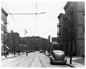 Lee Ave south facing Lynch St to Middletown St 1944