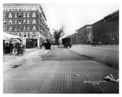 Lenox Avenue & 110th Street Harlem, NY 1910
