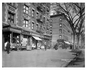 Lenox Avenue & 117th Street Harlem, NY 1910