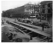 Lenox Avenue & 125th Street Harlem, NY 1910