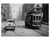 Lexington & 65th Street Trolley