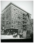 Lexington Avenue & 100th Street - Upper East Side -  Manhattan NYC 1913