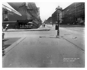 Lexington Avenue & 104th Street 1911 - Upper East Side, Manhattan - NYC