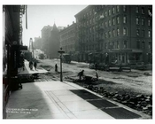 Lexington Avenue & 104th Street - Upper East Side -  Manhattan NYC 1913