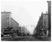 Lexington Avenue & 106h Street 1911 - Upper East Side, Manhattan - NYC