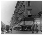 Lexington Avenue &106th Street 1911 - Upper East Side, Manhattan - NYC