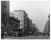 Lexington Avenue &109th Street 1911 - Upper East Side, Manhattan - NYC