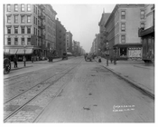 Lexington Avenue &110th Street 1911 - Upper East Side, Manhattan - NYC