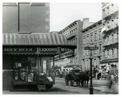 Lexington Avenue & 110th Street 1911 - Upper East Side, Manhattan - NYC