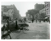 Lexington Avenue & 114th Street - Upper East Side -  Manhattan NYC 1914