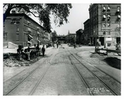 Lexington Avenue  & 116th Street - Harlem -  Manhattan NYC 1914